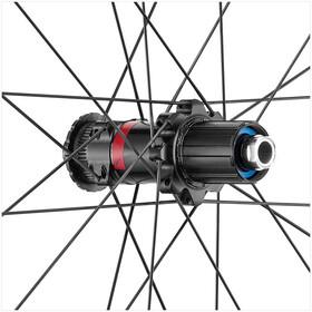 """Fulcrum Rapid Red 5 DB Gravel Wielset 27.5"""" HG 8-11-speed Disc CL Clincher TLR, zwart"""